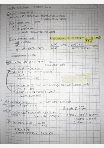 mac-2233-lecture-6-percentage-of-rate-quotient-rule-product-rule
