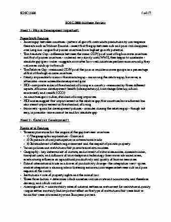 sosc-2800-midterm-sosc-2800-midterm-review