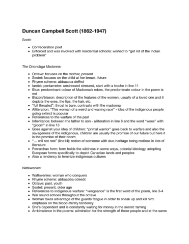 engl-2802-lecture-14-duncan-campbell-scott-1862-1947-