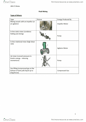 fluid-mixing-lecture-notes