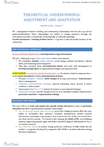 theoretical-underpinnings-adjustment-adaptation-chapter-7-