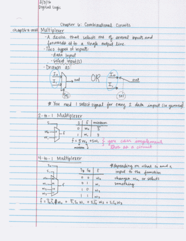 ece-380-lecture-11-combinational-circuits
