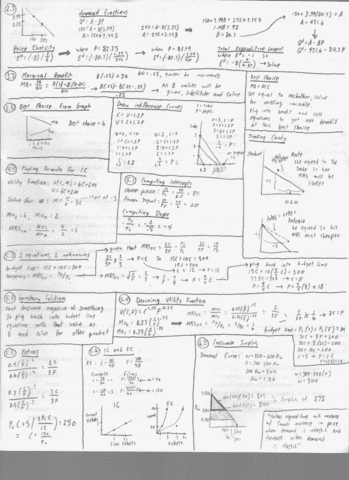 ec-301-midterm-exam-1-cheat-sheet