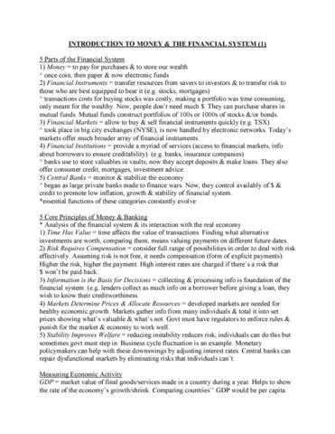 econ-3430-midterm-3430-book-notes-midterm-1