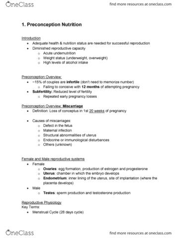 ntr-402-midterm-1-preconception-nutrition-intro