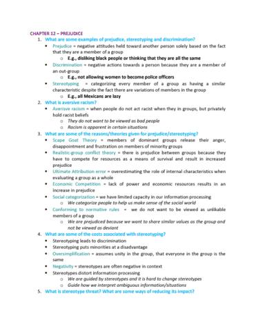 psychology-2720a-b-final-chapter-12-prejudice-final-exam-review