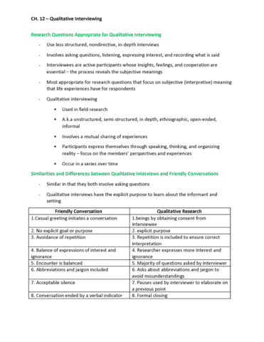 sociology-2206a-b-chapter-12-chapter-12-qualitative-interviewing