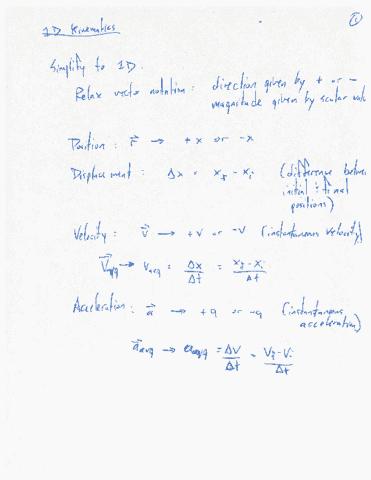 phys-111-lecture-3-lec3-1dkinematics