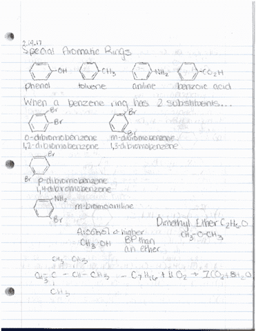 chm-124-chapter-12-7-benzene-derivatives-and-naming-benzene-substituents