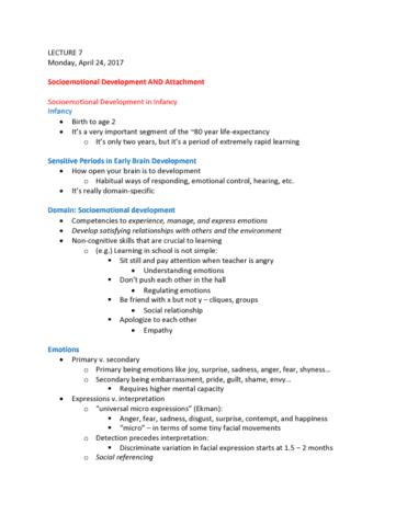 educ-107-lecture-7-socioemotional-development-and-attachment-04-24-17-
