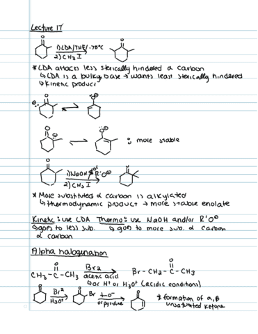 chem-262-lecture-17-enol-ion-formation
