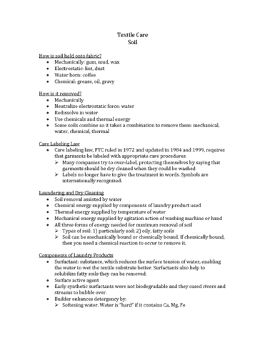 ctd-215-lecture-20-textiles-chapter-20-textile-care