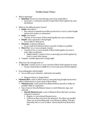 ctd-215-midterm-textiles-exam-3-notes