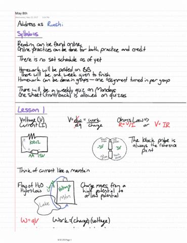 che-253-lecture-1-class-1-syllabus-lesson-1