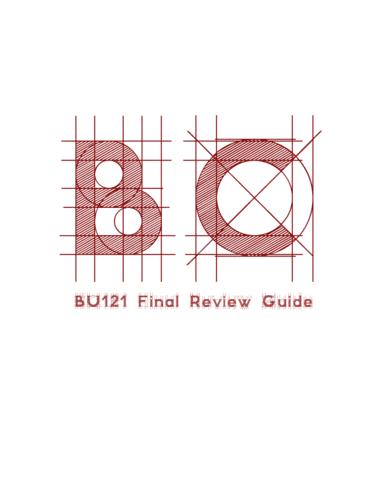 bu121-final-bu121-final-exam-notes