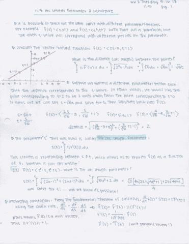 mth-254-lecture-7-11-5-arch-length-parameter-curvature