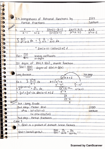 math-1700-lecture-9-integrations-of-rational-functions-by-partial-fractions
