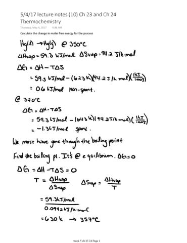 chem-6c-lecture-10-ch-23-and-ch-24-thermochemistry