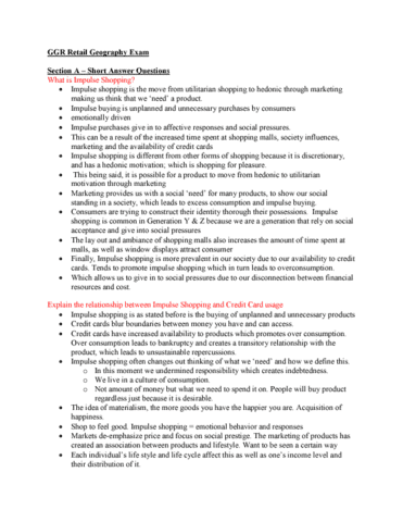 geo 100 final exam study guide View test prep - geo final study guidedocx from geo 100 at grand valley state university geo 100 final exam study guide exam basics: -know all quiz answers if they relate to topics presented here.