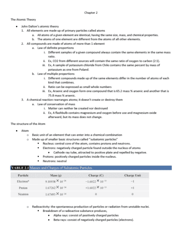 che-201-lecture-2-chapter-2-notes