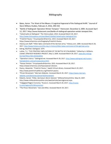 sfwreng-3ra3-lecture-5-bibliography