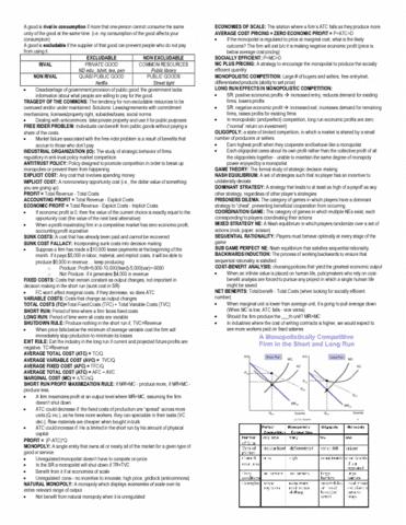 Midterm cheat sheet