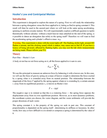 physic-181-lecture-7-hooke-s-law-and-centripetal-motion
