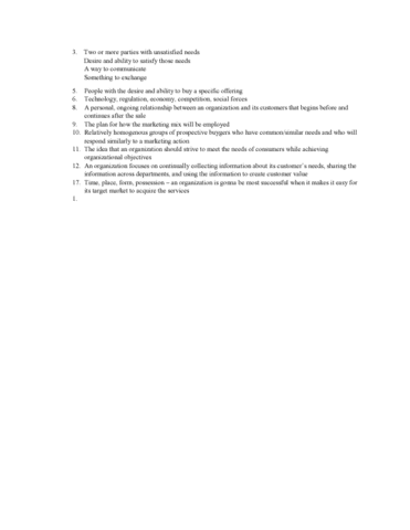 mkt-3343-lecture-5-test-1-review-answers