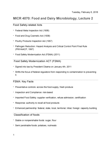 micr-4070-lecture-2-micr-4070-food-and-dairy-microbiology-test-1-lecture-2