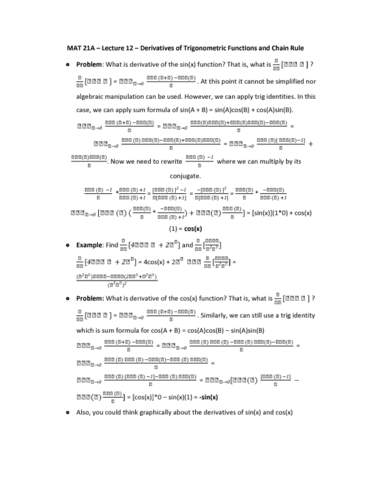 mat-21a-lecture-12-derivatives-of-trigonometric-functions-and-chain-rule