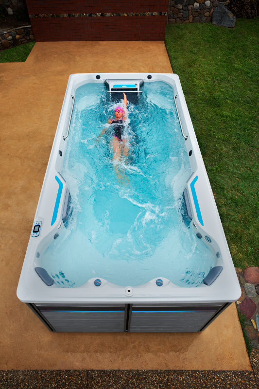 Endless pool swim spas ma and nh - How much is an endless pool swim spa ...