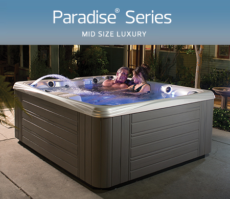 Caldera Paradise Series Hot Tubs MA NH