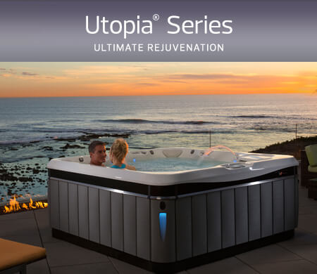 Caldera Utopia Series Hot Tubs Massachusetts