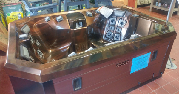 8 Awesome Hot Tubs On Display In Our Amesbury Ma Showroom