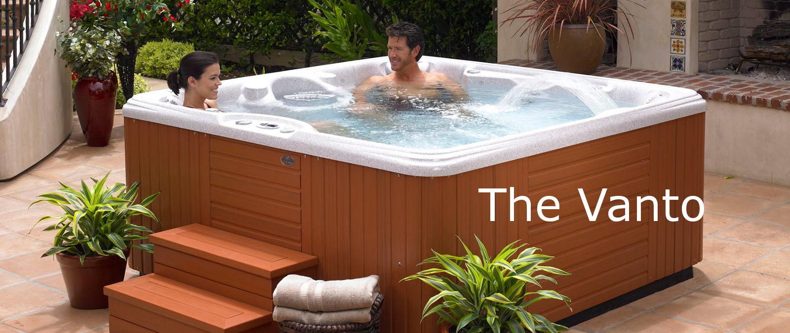 Vanto 7 person hot tub MA