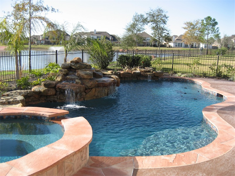 Home - Precision Pools & Spas