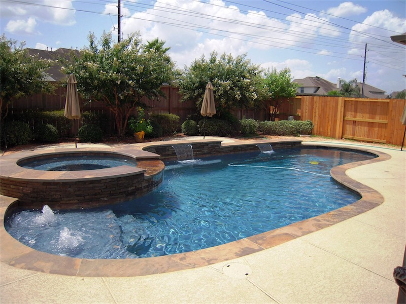 40k to 50k pools for Swimming pool supplies houston