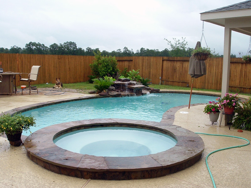 Pools by price for Natural rock swimming pools