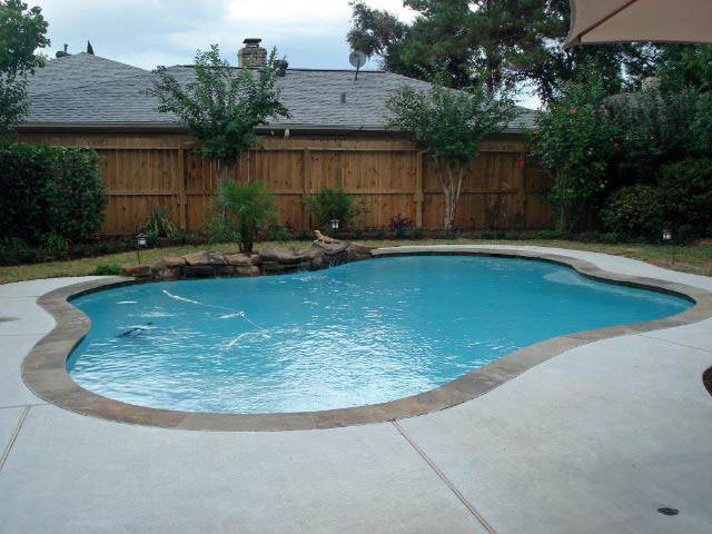 swimming pools | precision pools & spas | houston, tx