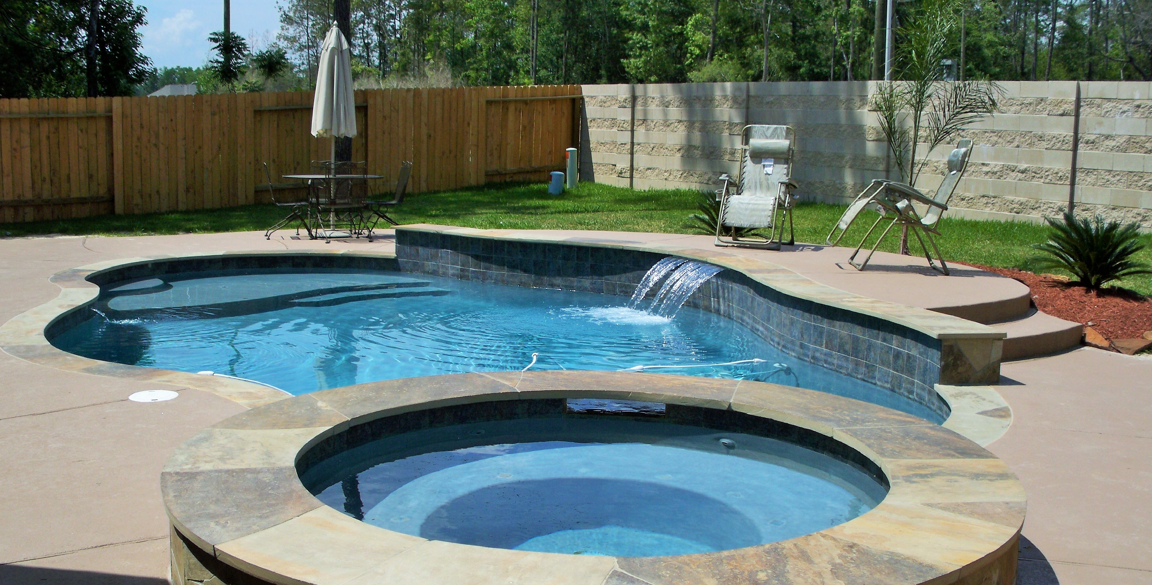 Swimming pools for Spa and pool