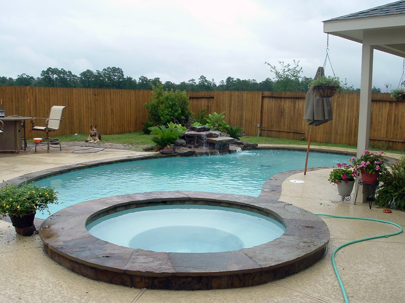 Water Features Photos