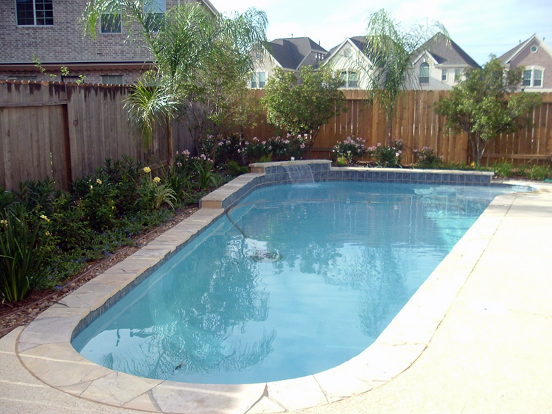 Water features photos for Pool builder quotes