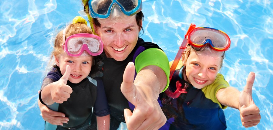 6 Simple Rules for Swimming Pool Safety at Home | Houston ...