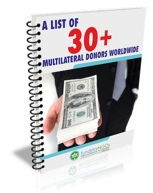 List of Multilateral Donors