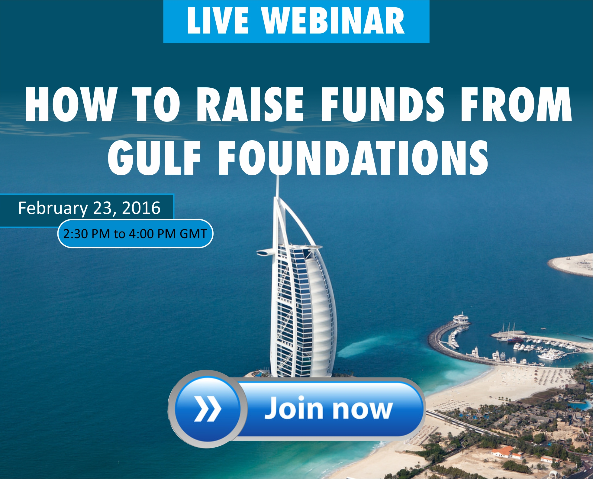 How to Raise Funds from Gulf Foundations