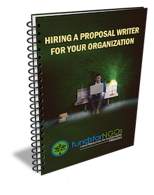 Hiring a Proposal Writer
