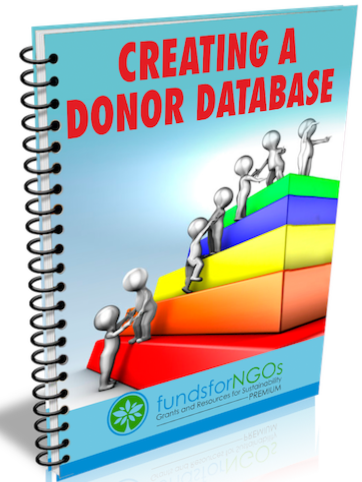 Creating Donor Database