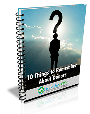 10 Things to Remember about Donors