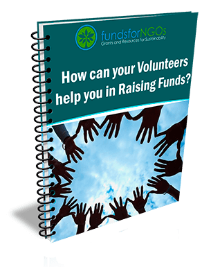 How can Your Volunteers help you in Raising Funds?