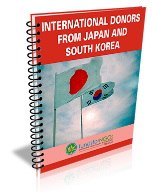 International Donors from Japan and Korea